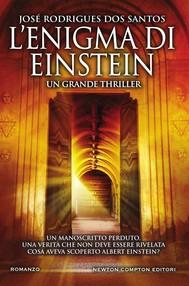 L'enigma di Einstein - copertina