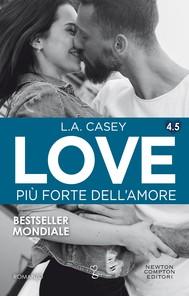 Love 4.5. Più forte dell'amore - copertina