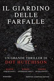 Il giardino delle farfalle - copertina