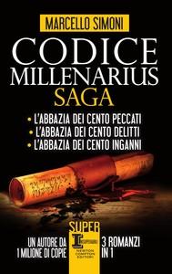 Codice Millenarius Saga. 3 in 1 - copertina