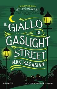 Il giallo di Gaslight Street - copertina