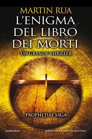 L'enigma del libro dei morti - copertina