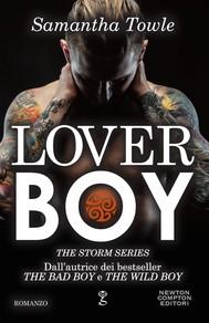 Lover Boy - copertina
