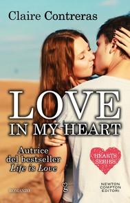 Love in my heart - copertina