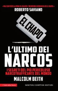 El Chapo. L'ultimo dei narcos - copertina