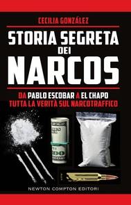 Storia segreta dei Narcos - copertina