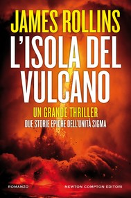 L'isola del vulcano - copertina