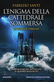 L'enigma della cattedrale sommersa - copertina