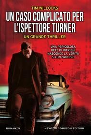 Un caso complicato per l'ispettore Turner - copertina