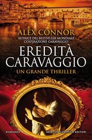 Eredità Caravaggio - copertina