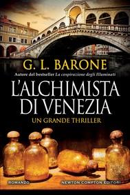 L'alchimista di Venezia - copertina