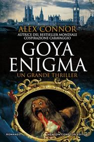 Goya Enigma - copertina