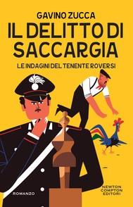 Il delitto di Saccargia - copertina