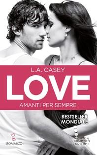 Love. Amanti per sempre - Librerie.coop