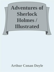 Adventures of Sherlock Holmes / Illustrated - copertina