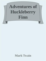 Adventures of Huckleberry Finn - copertina
