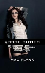After Work Activities: Office Duties, Book 6 - copertina