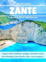 Zante - La guida di isole-greche.com - Librerie.coop