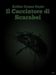 Il cacciatore di scarabei - copertina