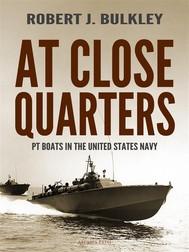 At Close Quarters - copertina