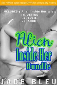 Alien Inside Her Bundle - copertina