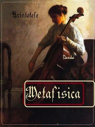 Metafisica - copertina