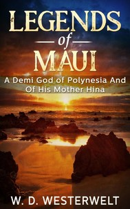 Legends Of Maui - copertina