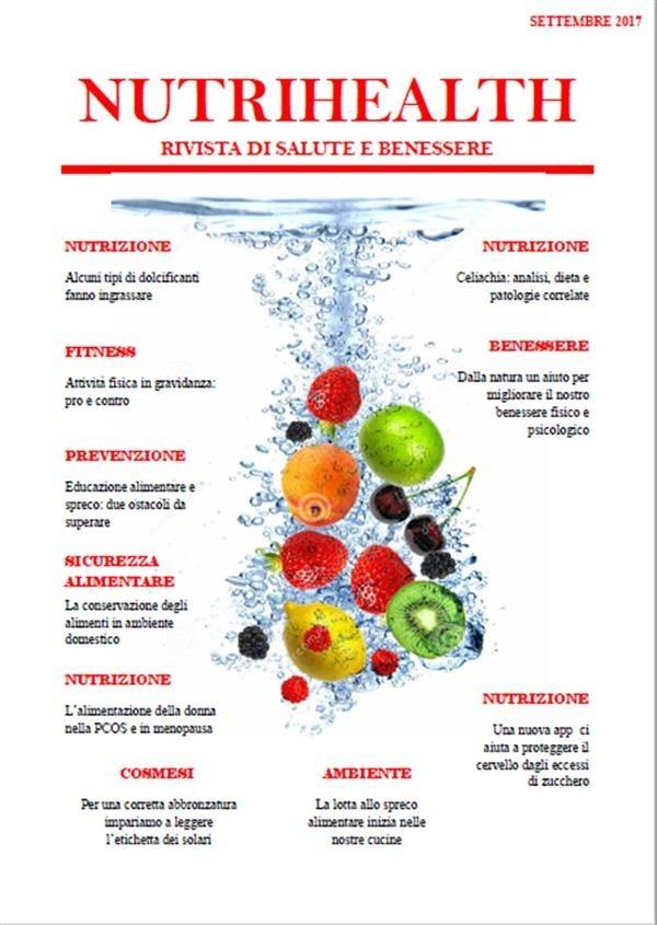 Nutrihealth Rivista Di Salute E Benessere Librerie Coop Versione Epub