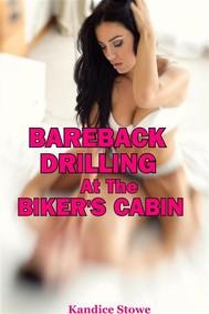 Bareback Drilling At The Biker's Cabin: Untouched First Time Virgin Creampie Older Younger Fetish Pregnancy Erotica Short Story Erotic Breeding - copertina