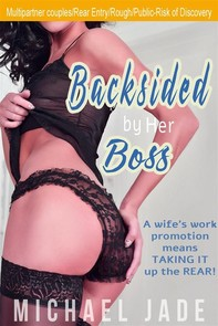 Backsided by Her Boss - Librerie.coop