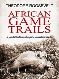African Game Trails - copertina