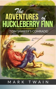 Adventures of Huckleberry Finn - copertina