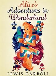 Alice's Adventures in Wonderland - copertina