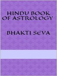 Hindu book of astrology - copertina