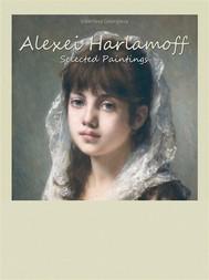 Alexei Harlamoff:  Selected Paintings - copertina