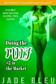 Doing the MILF #2: in the Market - copertina