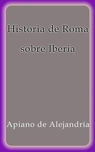 Historia de Roma sobre Iberia - copertina
