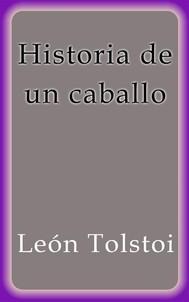 Historia de un caballo - copertina