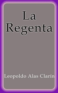 La Regenta - copertina