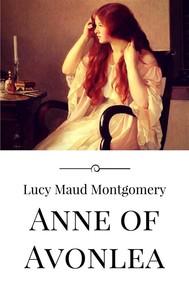 Anne of Avonlea - copertina