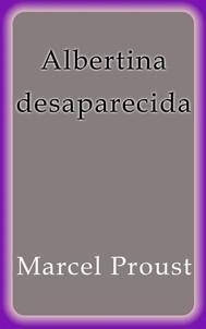 Albertina desaparecida - copertina