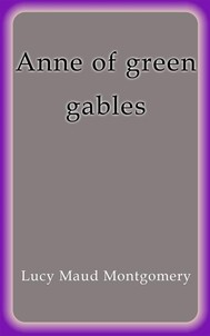 Anne of green gables - copertina