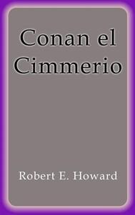 Conan el cimmerio - copertina