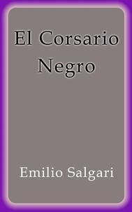 El Corsario Negro - copertina