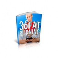 36 Fat Burning Potent Food - copertina