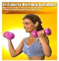 51 Calorie Burning Activities - copertina