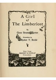 A Girl of the Limberlost - copertina