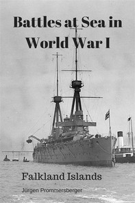 Battles at Sea in World War I - Falkland Islands - Librerie.coop
