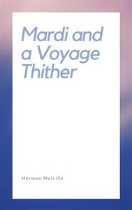 Mardi and a Voyage Thither - copertina