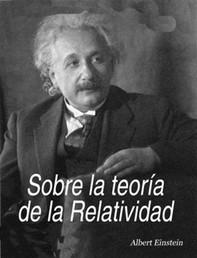 Sobre la teoría de la relatividad - Librerie.coop